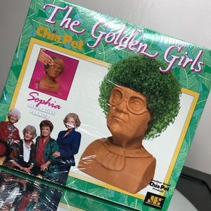 Sophia Of The Golden Girls Chia Pet